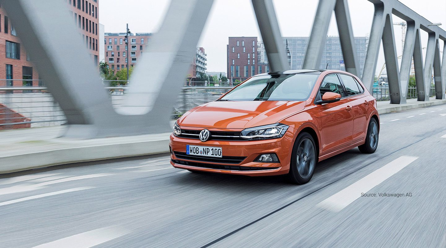Original Equipment Oe Supplier For The New Vw Polo In
